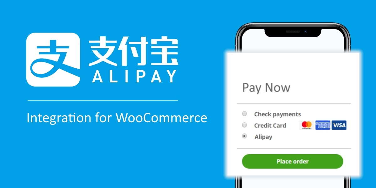 Payment gateways for eCommerce - Alipay