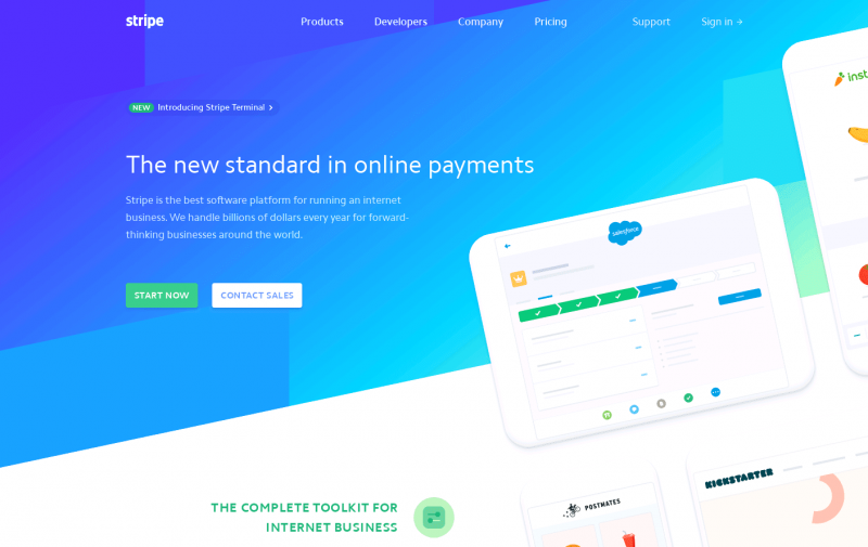 Payment Gateways for eCommerce - Stripe