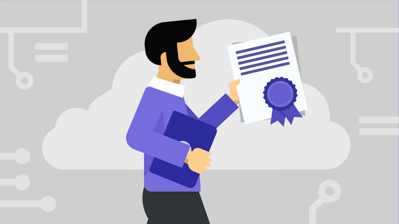 What is a project management certification?
