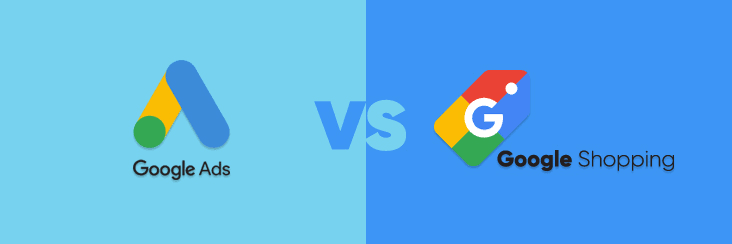 Google Shopping Ads vs. Google Search Ads